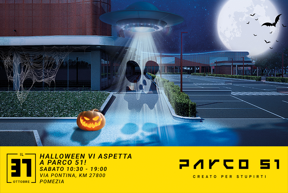 Halloween a Parco 51